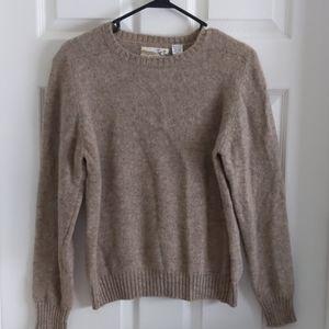 100% Shetland wool sweater